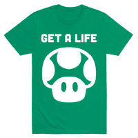 Green Mushroom (Get A Life)