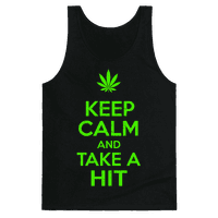 Keep Calm and Take a Hit