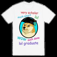 Doge Graduate