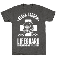 Black Lagoon Lifeguard