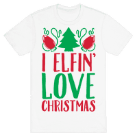 I Elfin' Love Christmas