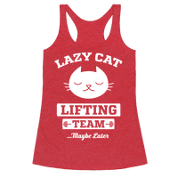 Lazy Cat Lifting Team