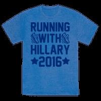 Running With Hillary 2016