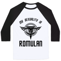 My Sexuality Is Romulan