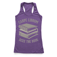 Carpe Librum (Seize The Book)