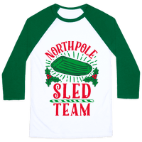 North Pole Sled Team