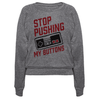 Stop Pushing My Buttons