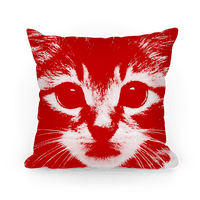 Cat Face (red)