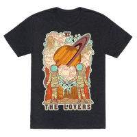 The Lovers in Space Tee