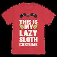 Lazy Sloth Costume