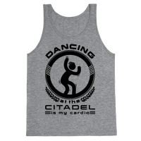 Dancing at the Citadel is my Cardio