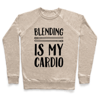 Blending Is My Cardio
