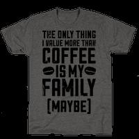 Coffee Value