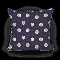 Purple Wicca Pentacle Pattern