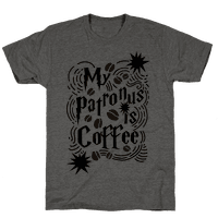 My Patronus Is Coffee