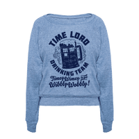 Time Lord Drinking Team