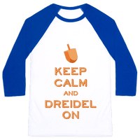 Keep Calm and Dreidel On