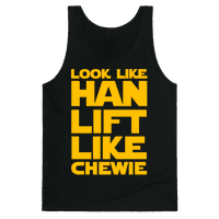 Lift Like Chewie