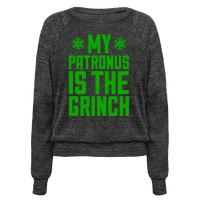 My Patronus Is The Grinch