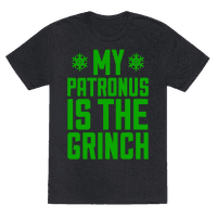 My Patronus Is The Grinch