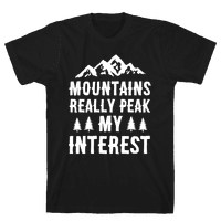 Mountains Really Peak My Interest