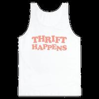 Thrift Happens Tank