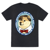 The Doctor Doge Tee