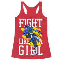 Fight Like a Girl Chun Li Parody
