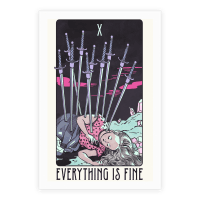 Ten Of Swords (Everything Is Fine)