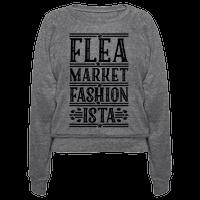 Flea Market Fashionista