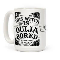 This Witch is Ouija Bored