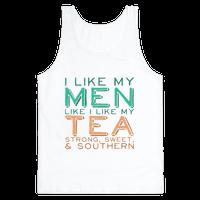 Southern Men Tank