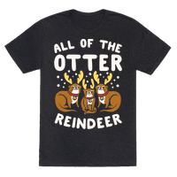 All of The Otter Reindeer