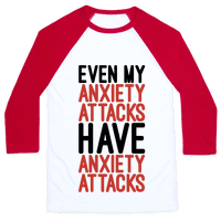 Even My Anxiety Attacks
