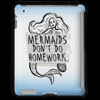 Mermaid Don't Do Homework