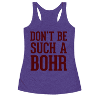 Don't Be Such A Bohr