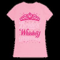 Bride's Whiskey Princesses Tee