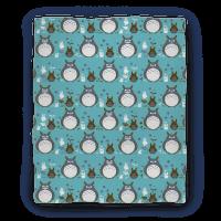 Totoro Pattern Blanket