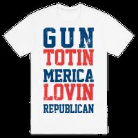 Gun totin Merica Lovin