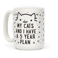 My Cats and I Have A Plan Mug