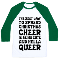The Best Way To Spread Christmas Cheer Is Being Cute And Hella Queer