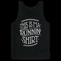 Runnin Shirt