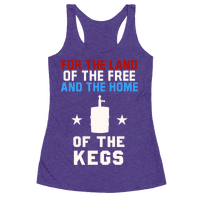 For The Land Of The Free And The Home Of The Kegs