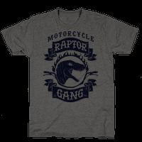 Motorcycle Raptor Gang
