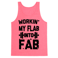 Workin' My Flab into Fab