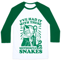 I've Had It With These Motherfuckin Snakes