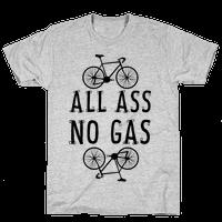 All Ass. No Gas!