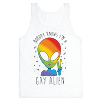 Nobody Knows I'm A Gay Alien