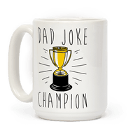 Dad Joke Champion Mug