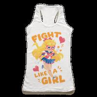 Fight Like A Girl: Venus Parody